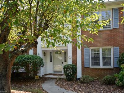 High Point Condo/Townhouse For Sale: 221 N Rotary Drive #B