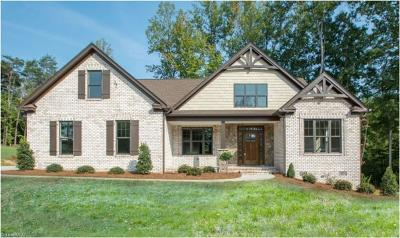 Guilford County Single Family Home For Sale: 7715 Northern Estates Point