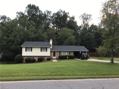 Stoneville Single Family Home For Sale: 620 Eden Road