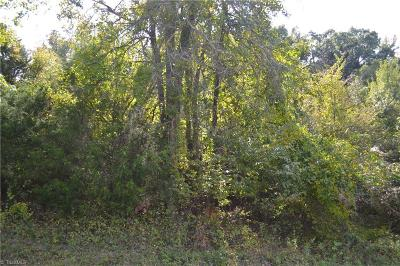 Guilford County Residential Lots & Land For Sale: 4846 Winford Road