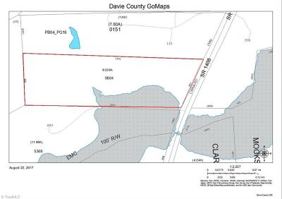 Davie County Residential Lots & Land For Sale: 0000 Cana Road