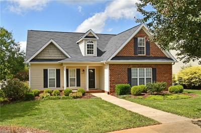 Pfafftown Single Family Home For Sale: 5802 Chesridge Lane