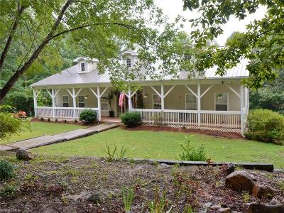 Stokesdale Single Family Home For Sale: 180 Lakefield Road