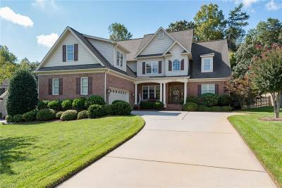 High Point Single Family Home For Sale: 2430 Lake Oak