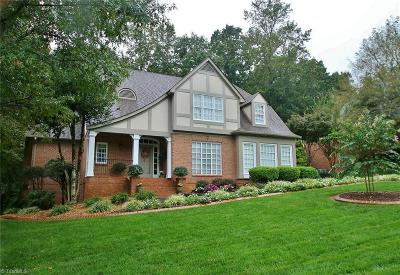 Winston Salem Single Family Home For Sale: 140 Wing Haven Circle