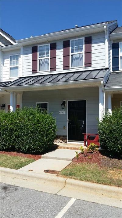 High Point Condo/Townhouse For Sale: 4275 Alderny Place
