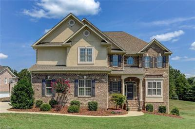 Greensboro Single Family Home For Sale: 6090 Clopton Drive