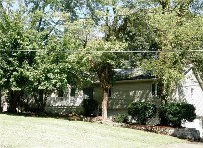 Winston Salem Single Family Home For Sale: 2271 Sallies Lane