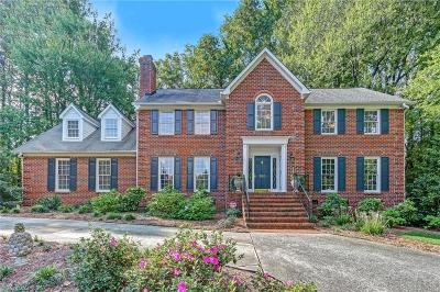 Greensboro NC Single Family Home For Sale: $557,000