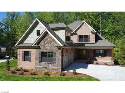 Winston Salem Single Family Home For Sale: 2775 Spicewood Trails Lane