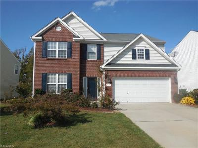 High Point Single Family Home For Sale: 3693 Village Springs Drive