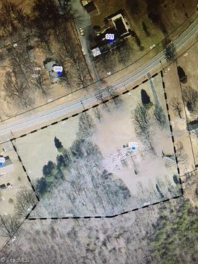 Rockingham County Commercial Lots & Land For Sale: 320 Nc Highway 700