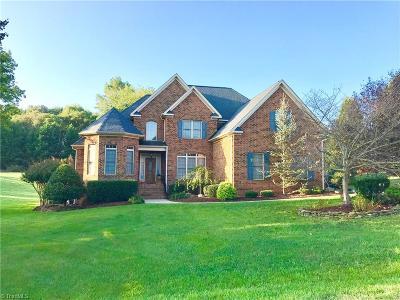 Greensboro Single Family Home For Sale: 7875 Bufflehead Court