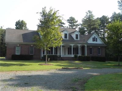 Alamance County Single Family Home For Sale: 520 Clark Road