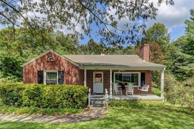 Reidsville Single Family Home For Sale: 2204 Woodland Drive