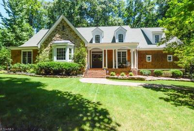 Guilford County Single Family Home For Sale: 8306 Linville Oaks Drive
