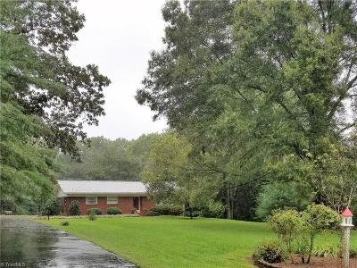 Stoneville Single Family Home For Sale: 738 Stone Mountain Road
