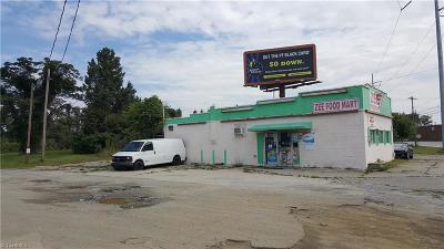 Guilford County Commercial Lots & Land For Sale: 732 Fairfield Road