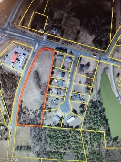 Guilford County Commercial Lots & Land For Sale: 1801 Weant Road