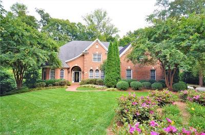 Winston Salem NC Single Family Home For Sale: $729,900
