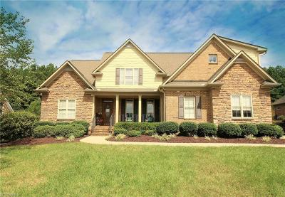 Kernersville Single Family Home For Sale: 6059 Old Orchard Road