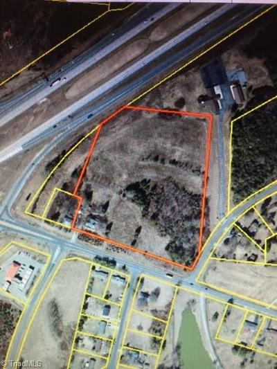 Guilford County Commercial Lots & Land For Sale: 1768 W Nc Highway 62