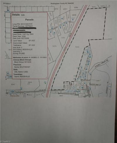 Rockingham County Residential Lots & Land For Sale: 00 Us Highway 29 N