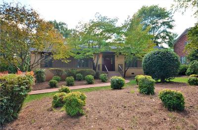 Greensboro Single Family Home For Sale: 816 Rollingwood Drive