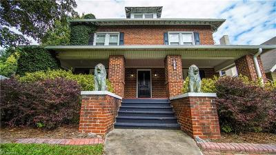 High Point Single Family Home For Sale: 217 Montlieu Avenue