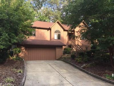 High Point Single Family Home For Sale: 1729 Chestnut Glen Way