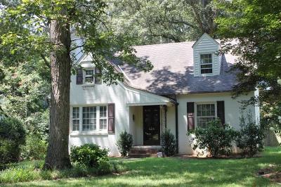 Winston Salem Single Family Home For Sale: 424 Lynn Avenue