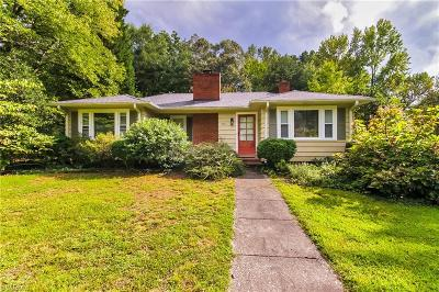 Alamance County Single Family Home For Sale: 115 Sunset Drive