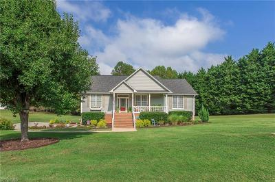 Alamance County Single Family Home For Sale: 1028 Pleasant Drive