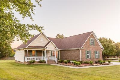 Winston Salem Single Family Home For Sale: 3944 Leinbach Drive