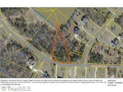 Guilford County Residential Lots & Land For Sale: 5572 Friendship Glen Drive