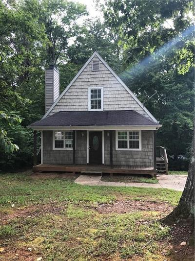 Mocksville Single Family Home For Sale
