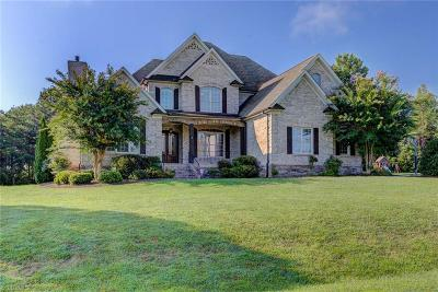 Kernersville Single Family Home For Sale: 8127 Riesling Drive