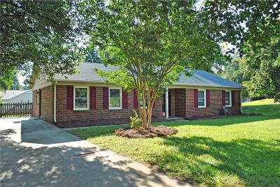 Guilford County Single Family Home For Sale: 5505 Crabapple Court
