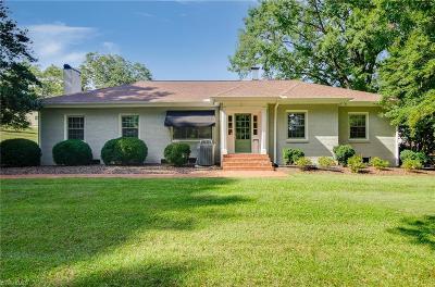 Kernersville Single Family Home For Sale: 4519 Kernersville Road