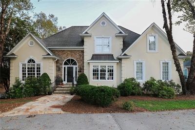 Bermuda Run Single Family Home For Sale: 112 S River Hill Drive