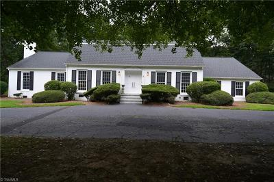 Statesville Single Family Home For Sale: 408 Saint Andrews Road