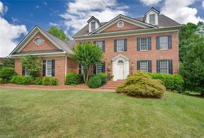 High Point Single Family Home For Sale: 1313 Georgetown Court