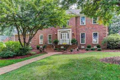 Alamance County Single Family Home For Sale: 3304 Carriage Place