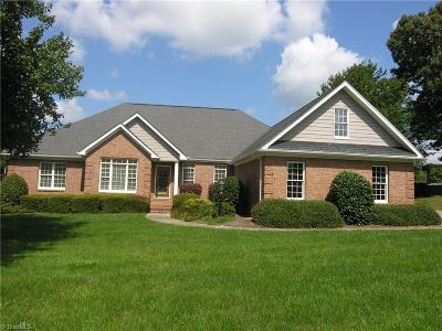 Kernersville Single Family Home For Sale: 1195 Reynolds Price Drive