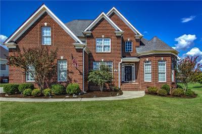 Kernersville Single Family Home For Sale: 1321 Forsyth Road