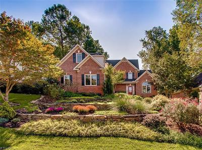 Greensboro Single Family Home For Sale: 9 Cape May Point