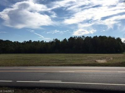 Advance Commercial Lots & Land For Sale: 154 Nc Highway 801 S