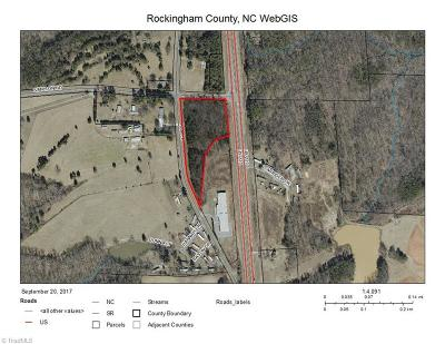Rockingham County Residential Lots & Land For Sale: 1760 Simpson Road