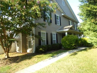 Kernersville Condo/Townhouse For Sale: 408 McConnell Landing