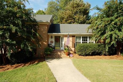 Greensboro NC Single Family Home For Sale: $292,500